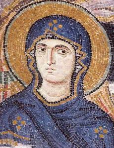 Mosaico di area bizantina