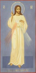 Icona di Gesù Misericordioso