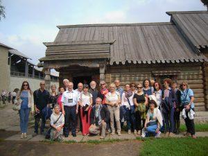il villaggio fortificato di Staraya Ladoga