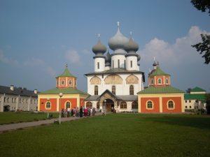 monastero dell'Assunzione di Tichvin