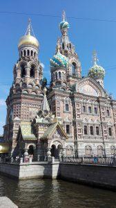 la Cattedrale del Salvatore sul sangue versato