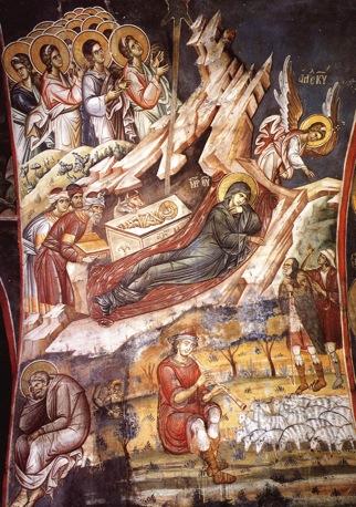 Affresco - Monte Athos