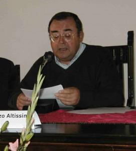 """prof. Lorenzo Altissimo (Centro """"V. Solov'ev"""" – Padova)"""
