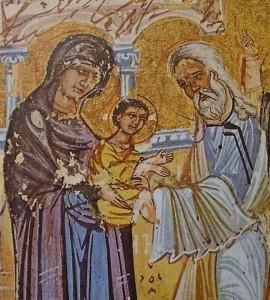 dettaglio da una miniatura del Monte Athos