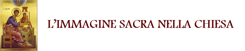Iconografia: l'immagine sacra nella Chiesa
